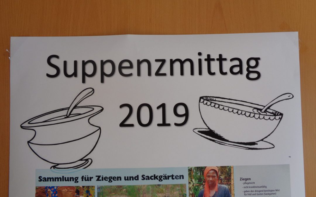 Suppentag in Kesswil