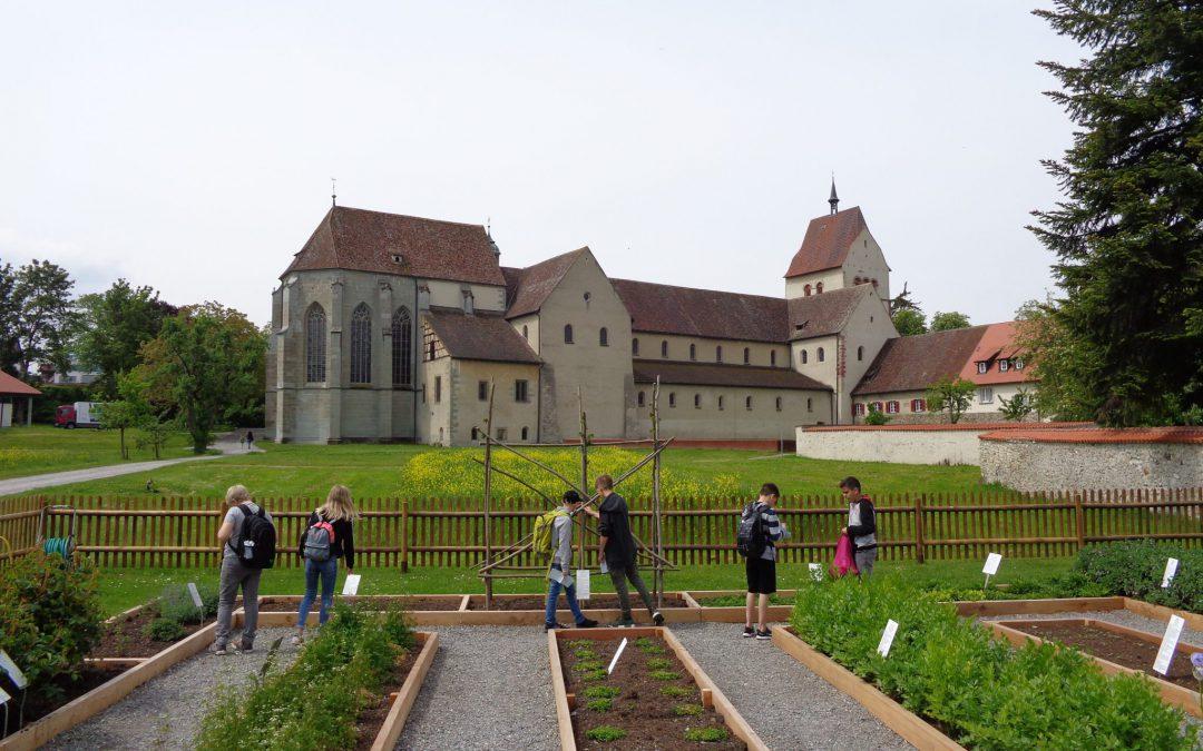 Reichenau-Exkursion der 6. Klasse