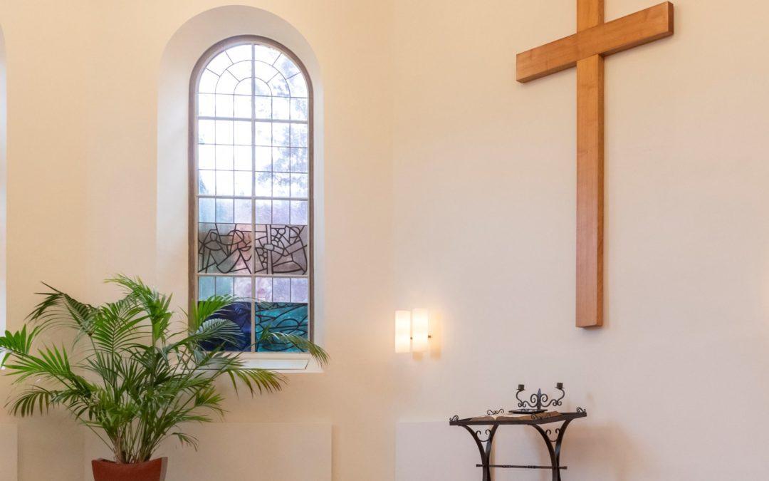 Ab dem 28. Mai 2020 können Gottesdienste wieder stattfinden