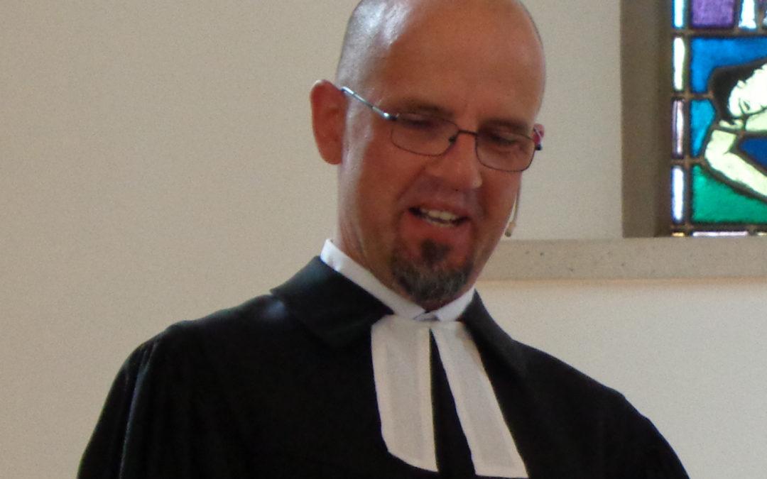 Ferien Pfarrer Christian Herbst